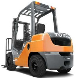 Toyota 8 Series Engine Powered Forklift