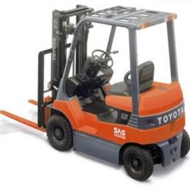 Toyota 7 Series Electric Powered Forklift